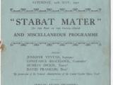 School-Concert-13-May-1950-1