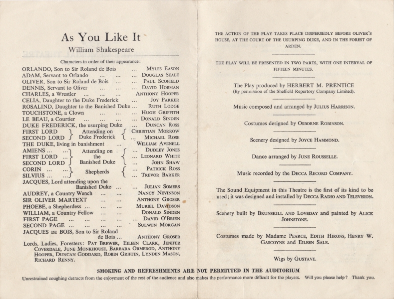 1946-Shakespeare-festival-As-You-Like-It-1946-2