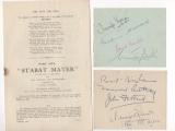 1946-Shakespeare-festival-Autographs