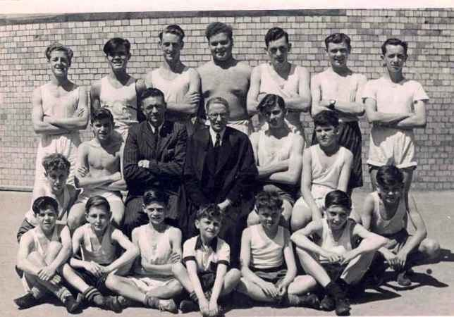 1951-Grove-Athletic-Team