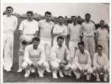 1960-First-XI-cricket-team-at-the-Ganges