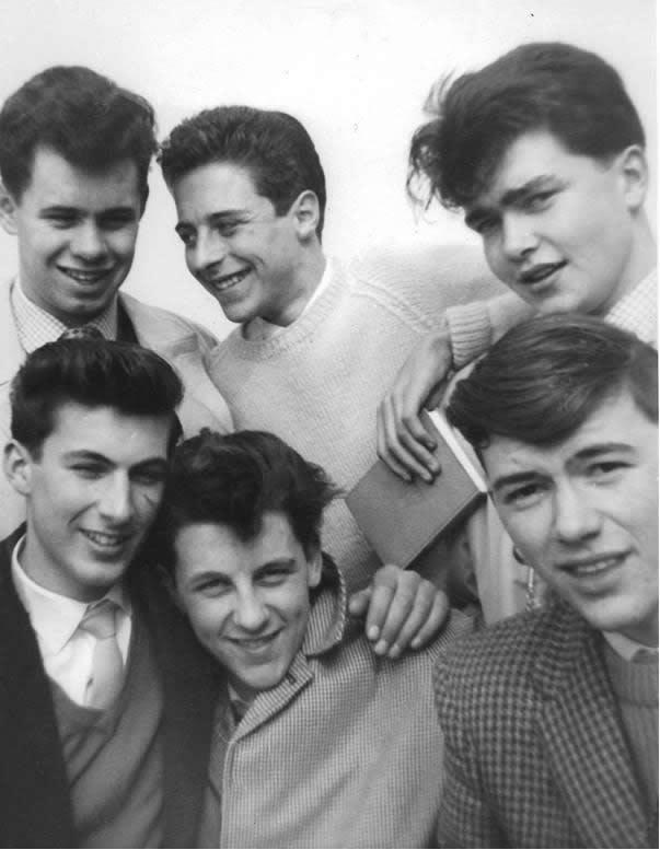 1961-team-School-trip-to-Majorca
