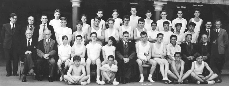 Llewellyn-Athletic-Team-Summer-1962