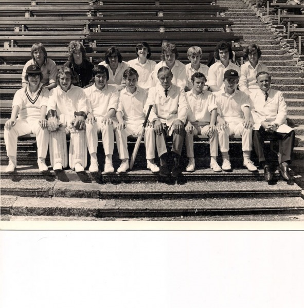 1970-1971-Cricket-1st-XI