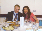 Phil-Stone-with-Behnaz-Akhgar-at-the-2012-Dinner
