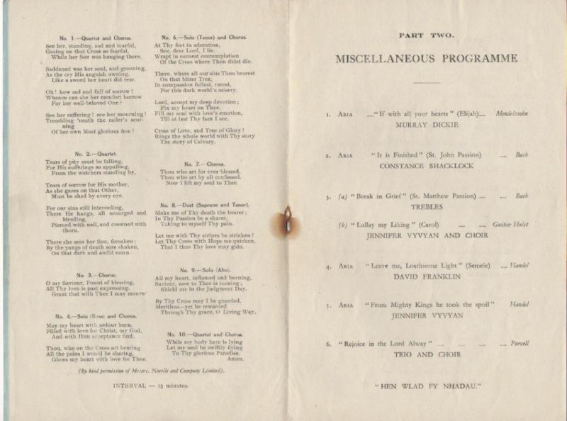 School-Concert-13-May-1950-3