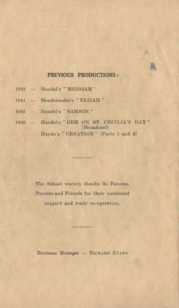 School-Concert-17-May-1947-3