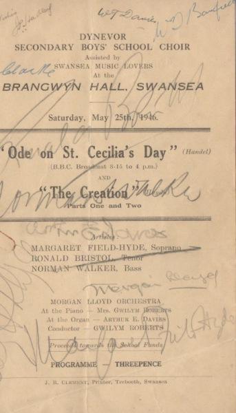 School-Concert-25-May-1946-1