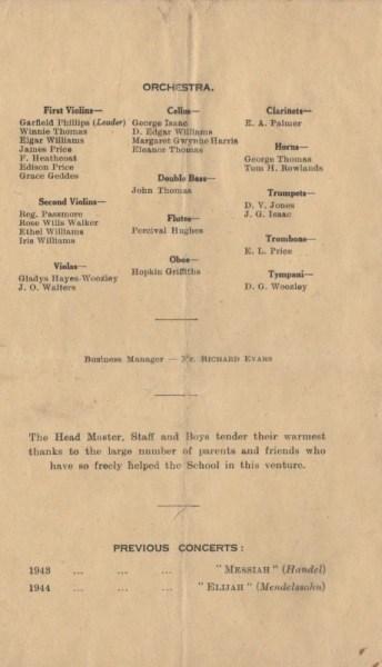 School-Concert-5-May-1945-3