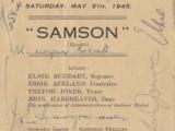 School-Concert-5-May-1945-1