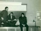 1962-Class-George-Seaman-Stuart-Powell-and-Michael-Jones-in-the-Physics-room-1968-