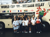 Year of 1999 Rugby World Cup